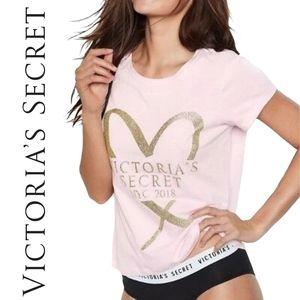 Victorias Secret NYC Fashion Week 2018 Baby Tee M